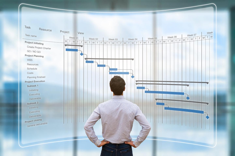 Projektmanagement bei der digitalisierung