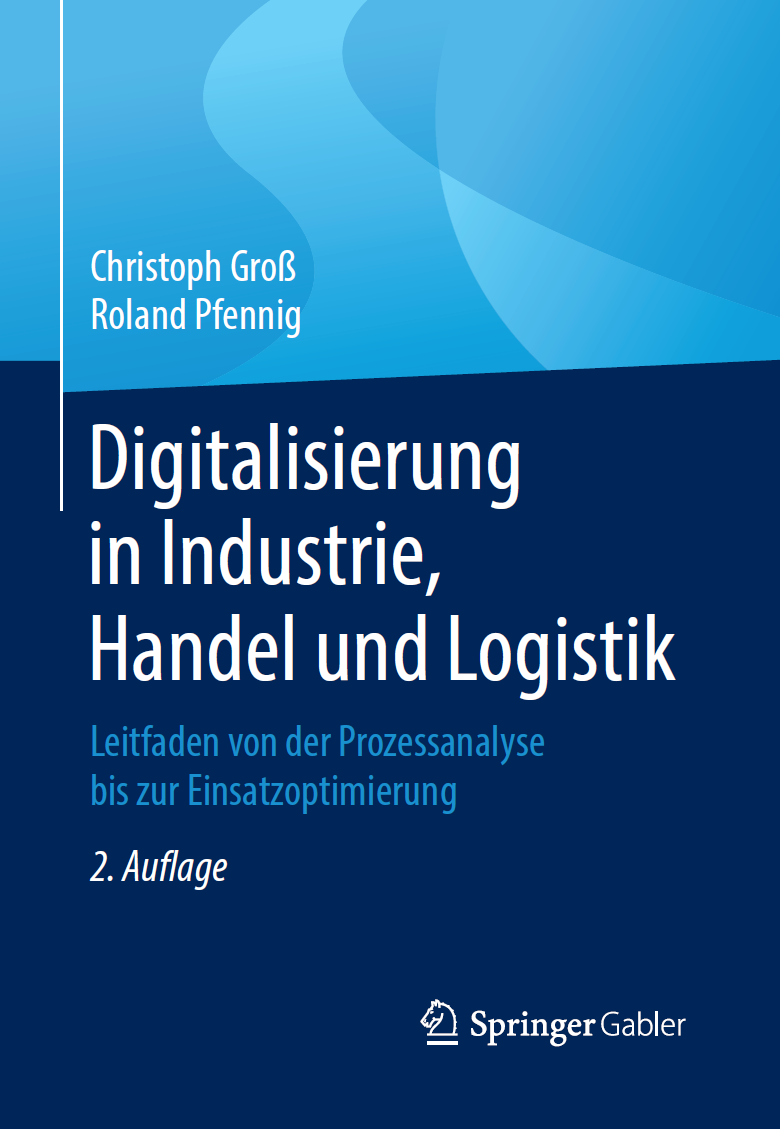 Digitalisierung in Industrie, Handel und Logistik